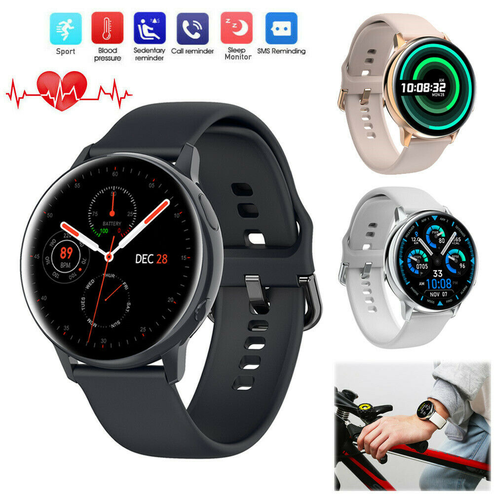 2020 Men Women Smart Watch Fitness Tracker Calories Wristband for iPhone Android calories Featured fitness for iphone men smart tracker watch women wristband