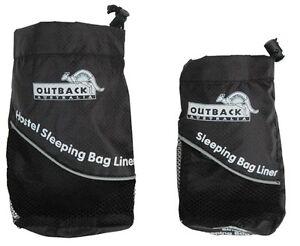 Stuff-Sack-Sleeping-Bag-Liner-Storage-Bag-Nylon-19-5x6x9-5cm-amp-22-5x8x12cm