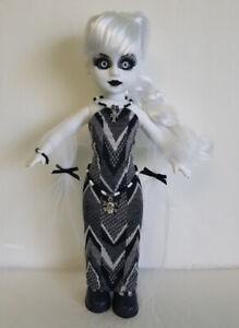 Living Dead Doll Clothes Wrap Dress Skull Belt Goth Jewelry Fashion NO DOLL d4e