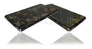 Digital-MATT-Camo-Skin-pour-Sony-Xperia-Z1-CAMOUFLAGE-wrap-decal-autocollant-cas