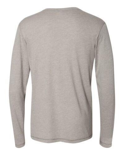 Alternative Vintage Jersey Long Sleeve T-shirt 50//50 Men/'s Keeper Tee  5100 NEW