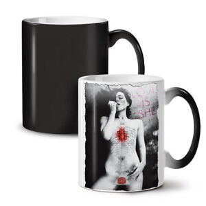 girls tea cup with Nude