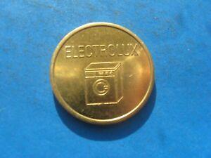 (18c2) Electrolux Doré Jeton Coin-afficher Le Titre D'origine Ventes Bon Marché