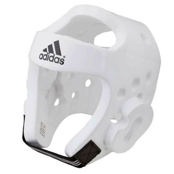 Casco Casco Casco protettivo Taekwondo bianca Adidas  - 35252005 bb5b3f