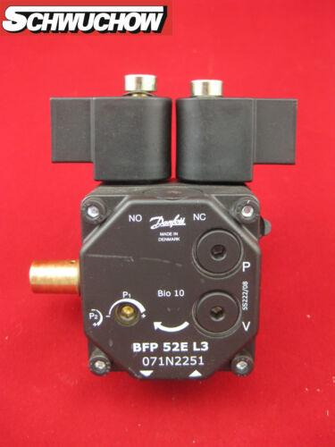 Danfoss Pompe de Frein à Huile Bfp 52 E L3 071N2201 BFP52E L3 071N2251 Pompe