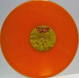 G 104 Kerosene Foolda Gap Camp King Orange Vinyl Lp