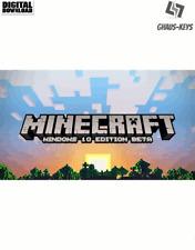 MINECRAFT WINDOWS 10 EDITION Download Key Digital Code [DE] [EU] PC