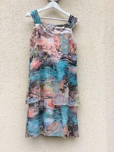 Christine Laure T 40 Robe Tunique En Parfait Etat Comme Neuf Ebay