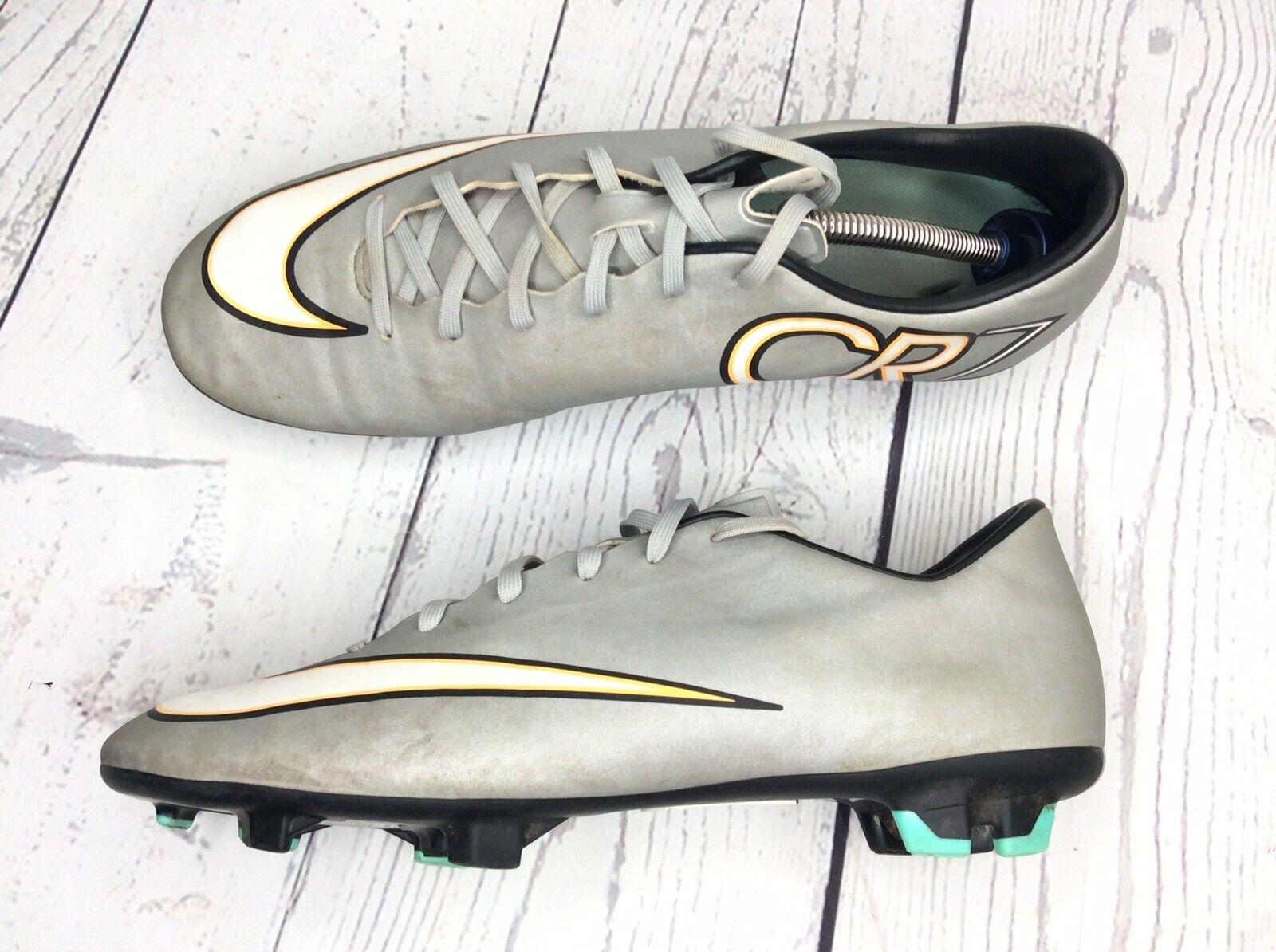 Nike Jr Mercurial Victory V CR FG Cristiano Ronaldo CR7 Child Soccer Cleats.