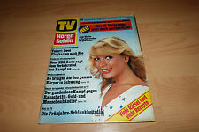 TV Hören und Sehen Nr.15/1976 Little Joe,,Paul Hörbinger