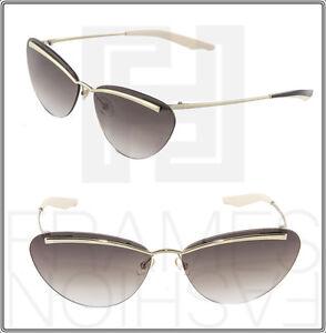 772951c097 CHRISTIAN DIOR Diorette Cat Eye Sunglasses Women Gold Brown Gradient ...