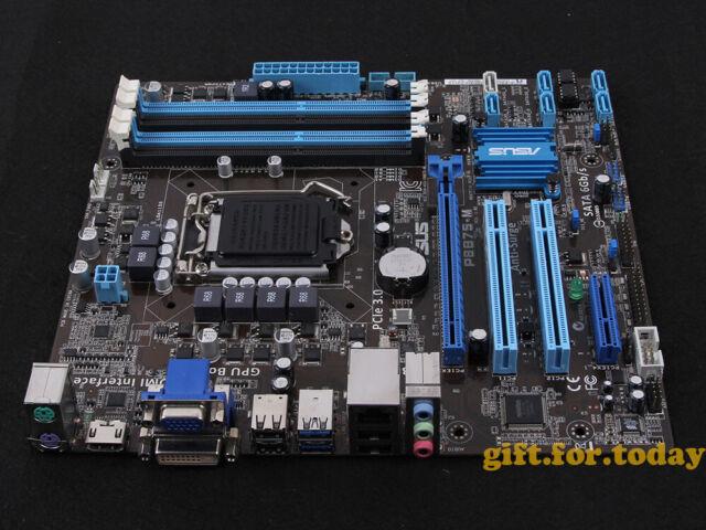 ASUS P8B75-M/CSM, LGA 1155/Socket H2, Intel (P8B75-M/CSM) Motherboard