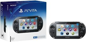 Sony-Playstation-Vita-PS-Vita-New-Slim-Model-PCH-2006-Black-NEW