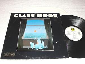 Glass-Moon-Self-Titled-S-T-1980-Rock-LP-Nice-NM-Promo-Cover-Orig-Radio