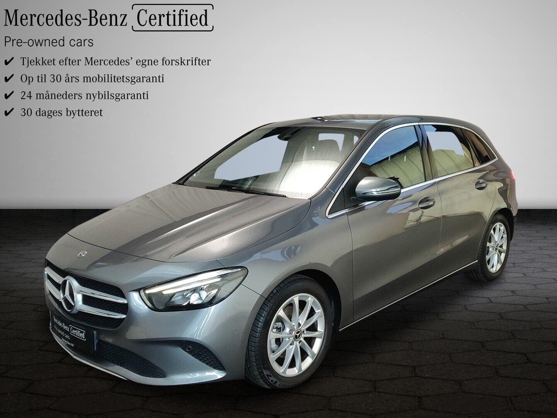 Mercedes B180 1,3 aut. 5d - 354.900 kr.
