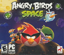 Angry Birds Space - For PC Windows XP Vista & 7 - US Version - NEW