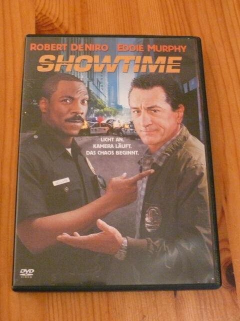 Showtime - mit Robert de Niro, Eddeie Murphy, wie neu, DVD