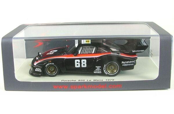 Porsche 935 No.68 Lemans 1979 (M.Minter - Ted (Field) - J.Morton)