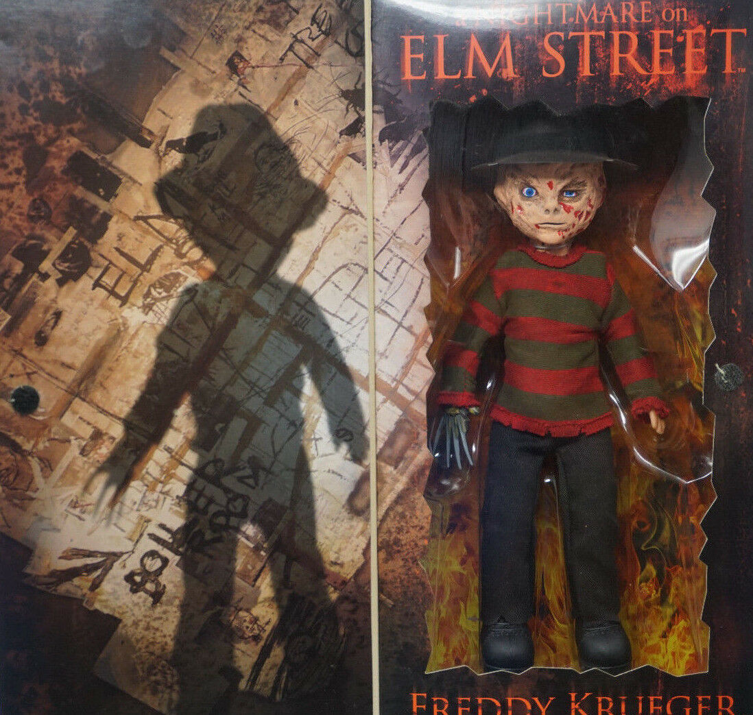 Frotdy Krueger Nightmare on Elm Street - Mezco Mezco Mezco Living Dead Dolls 46c4f4