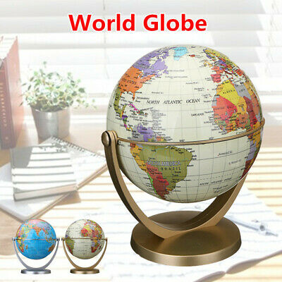 Leuchtglobus Tierabbildungen Nachtlicht Weltkarte Lampe Weltkugel Kinder Lernen