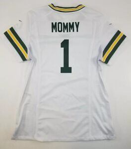 Mommy 1 Nike NFL Players Jersey Green Bay Colors Size Medium