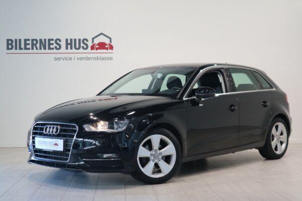Audi A3 1,6 TDi Ambition Sportback billede 0