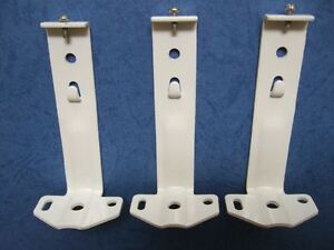 Vertical Blind Face Frame Fixing Brackets For Narrow