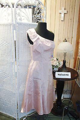 Hochzeit & Besondere Anlässe A1519 Alvina Valenta Dienstmädchen 9786 Sz 10 Rosa Formelles Kleid Kleid GüNstigster Preis Von Unserer Website Kleidung & Accessoires
