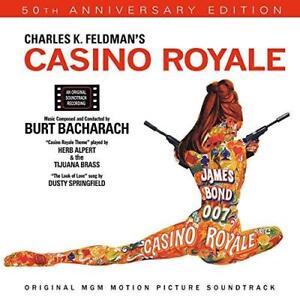 Casino-Royale-Soundtrack-Burt-Bacharach-NEW-CD