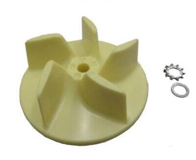 4 Vacuum Fan Impeller Kit for Oreck 0975300