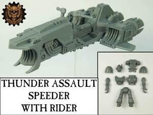 Thunder-Assault-Speeder-with-Rider