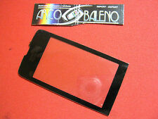 KIT VETRO +TOUCH SCREEN per NOKIA ASHA 311 DISPLAY LCD VETRINO NUOVO NERO