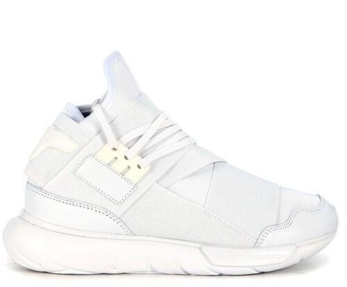 3 Us 5 Qasa And Y Neoprene Eu 9 5 43 White Size Leather Adidas Sneakers EWxoeBrdQC