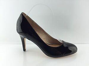 2c597aac92e Image is loading Corso-Como-Women-039-s-Black-Patent-Leather-