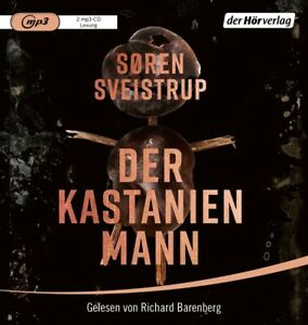 DER-KASTANIENMANN-BARENBERG-RICHARD-2-MP3-CD-NEW