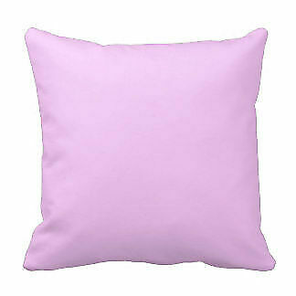 """Plain Cushion Covers   22/"""" 24/"""" 26/"""" 28/"""" All Colours All Sizes"""