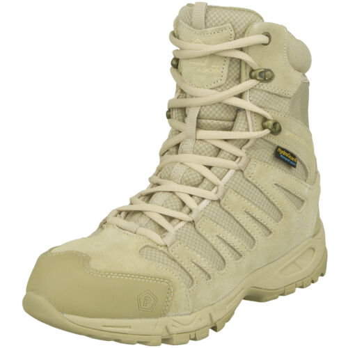 "Pentagon Achilles 8/"" Trekking Boots Tactical Hiking Hunting Footwear Desert Tan"
