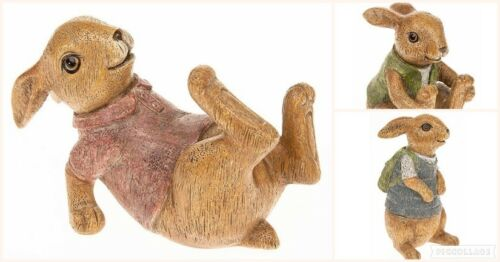 Benjamin Bunny Rabbit Figurine Baby Nursery Ornament Decoration