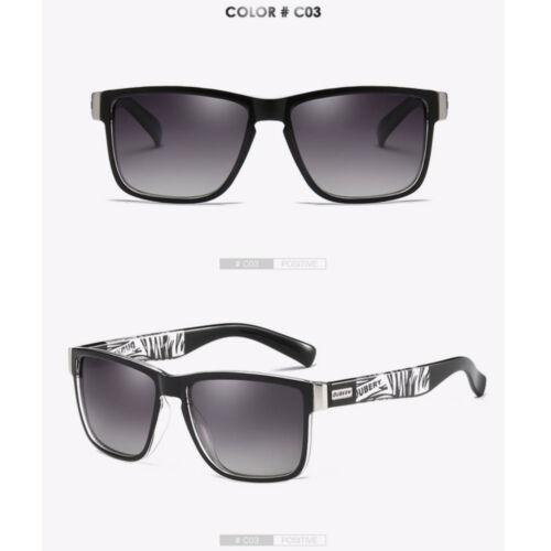 Hot DUBERY Mens Polarized Sport Sunglasses Outdoor Riding Fishing Summer Goggles