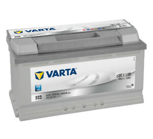 Varta-Autobatterie-H3-Silver-Dynamic-100-Ah-830-A