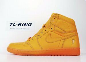 e524ec5bd799f5 Nike Air Jordan 1 Retro HI OG G8RD Gatorade Orange Peel AJ5997 880 d ...