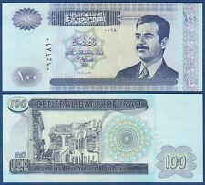 IRAK / IRAQ  100 Dinars (2002) UNC  P.87