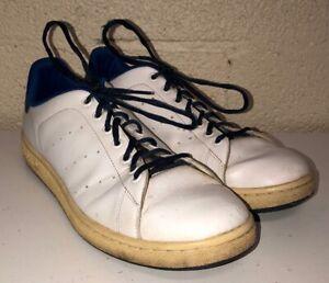 stan smith white laces