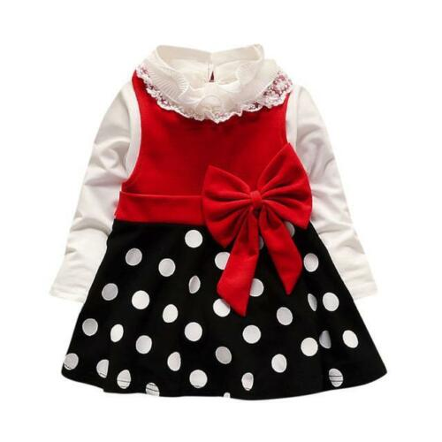 Toddler Baby Girl Lace Dress