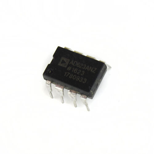 1//2//5PCS AD623ANZ AD623AN AD623 Instrumentation Amplifier NEW lot