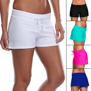 browse latest collections biggest selection wide selection Details about Women Swim Pants Ladies Swimming Bottom Surfing Board Shorts  Athletic Sportswear