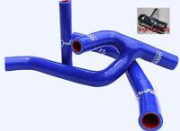 Yamaha Yz 250f Yz250f Radiator Y Hose Kit Pro Factory Hoses 14 15 16 17 Blue