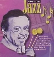Various Artists - Jazz Encore - Cd, 1997