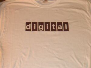 4990ea72 Image is loading Digital-Equipment-Corporation-Logo-T-shirt-M