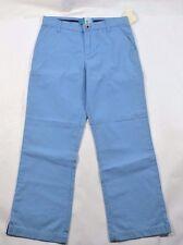 Roxy NINETEENTH HOLE Light Blue Pockets Slacks Size 0 Junior's Pants